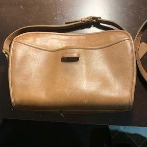 Vintage Luggage Coach Purse